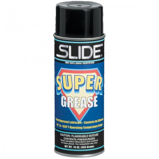 Super Grease Injection Lubricant - AEROSOL